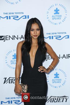 Karrueche Tran - The Autism Speaks to LA Celebrity Chef Gala - Arrivals - Los Angeles, California, United States -...