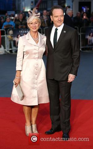 Bryan Cranston and Helen Mirren