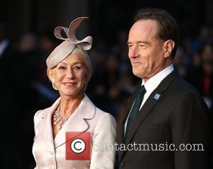 Bryan Cranston , Helen Mirren - Trumbo Premiere at the BFI London Film Festival - London, United Kingdom - Thursday...