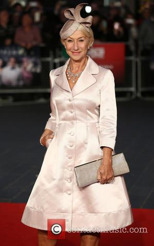 Helen Mirren - Trumbo Premiere at the BFI London Film Festival - London, United Kingdom - Thursday 8th October 2015