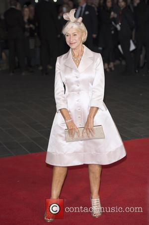 Dame Helen Mirren - BFI London Film Festival - 'Trumbo' - Premiere - Arrivals - London, United Kingdom - Thursday...