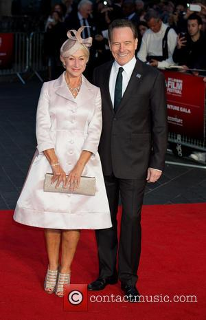 Helen Mirren and Bryan Cranston