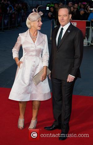 Helen Mirren and Bryan Cranston