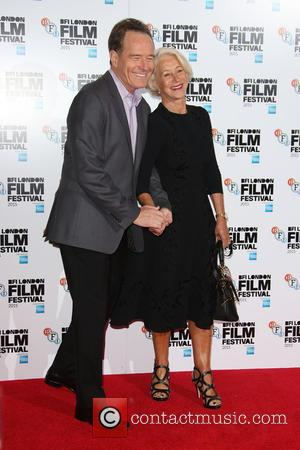 Helen Mirren , Bryan Cranston - BFI London Film Festival - 'Trumbo' - Photocall - London, United Kingdom - Thursday...