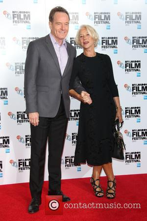 Bryan Cranston , Helen Mirren - BFI London Film Festival - 'Trumbo' - Photocall - London, United Kingdom - Thursday...