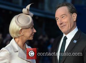 Helen Mirren , Bryan Cranston - BFI London Film Festival - 'Trumbo' - Premiere - London, United Kingdom - Thursday...