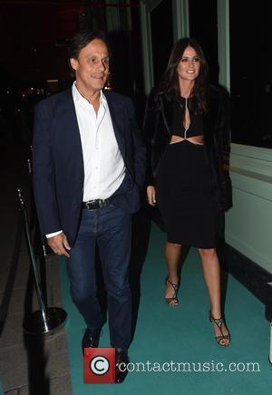 Arun Nayar and Kim Johnson
