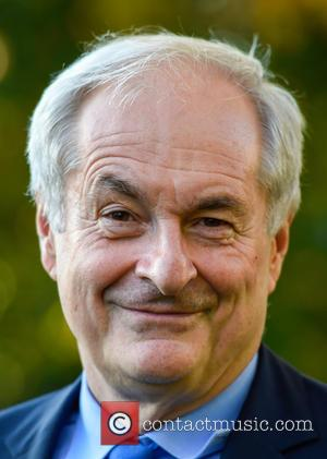Paul Gambaccini - Cheltenham Literature Festival - Day 8 at Cheltenham - Cheltenham, United Kingdom - Friday 9th October 2015