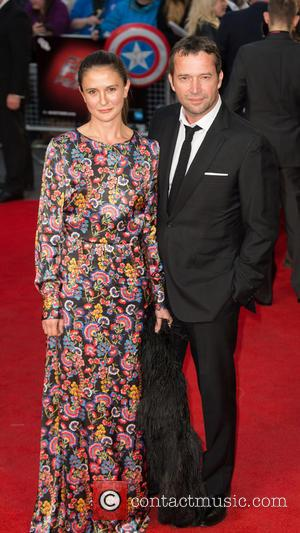 James Purefoy - The BFI London Film Festival, Festival Gala of 'High-Rise' held at the Odeon Leicester Square - Arrivals...