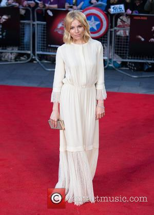 Sienna Miller - The BFI London Film Festival, Festival Gala of 'High-Rise' held at the Odeon Leicester Square - Arrivals...