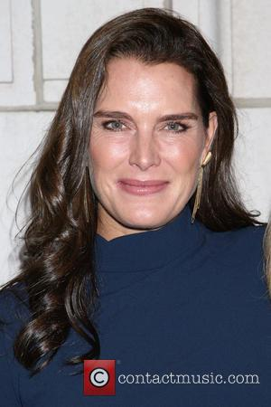 Brooke Shields - Opening night for Fool For Love at the Samuel J. Friedman Theatre - Arrivals. at Samuel J....