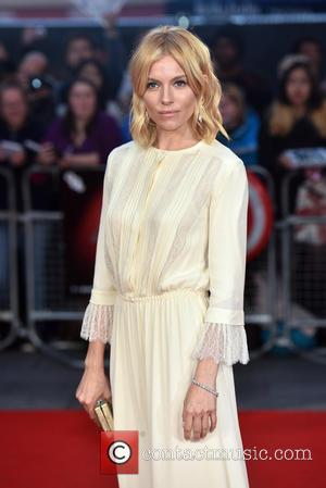 Sienna Miller - BFI LFF: High Rise festival Gala held at the Odeon Leicester Square - Arrivals. at Odeon Leicester...