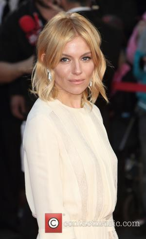 Sienna Miller - BFI London Film Festival - High Rise - Festival Gala and Premiere at the Odeon Leicester Square,...