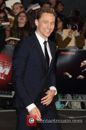 Tom Hiddleston - BFI London Film Festival - High Rise - Festival Gala and Premiere at the Odeon Leicester Square,...