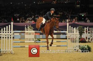 JUBILEE III , Nigel  COUPE - Horse of the Year Show 2015 at NEC Birmingham - Day 3 at...