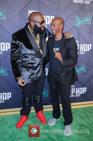 Rick Ross and Stephen Hill