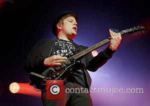 Patrick Stump and Fall Out Boy