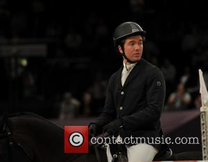 FLEUR DE L´AUBE - BWP , Clark  GLASGOW - Horse of the Year Show 2015 at NEC Birmingham -...