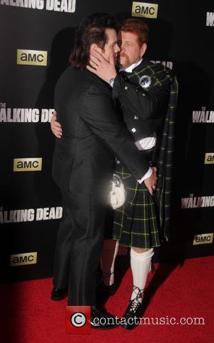 Josh Mcdermitt and Michael Cudlitz