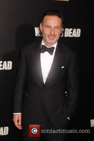 Andrew Lincoln: My Wife Is My App