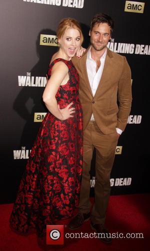 Alexandra Breckenridge and Ryan Eggold