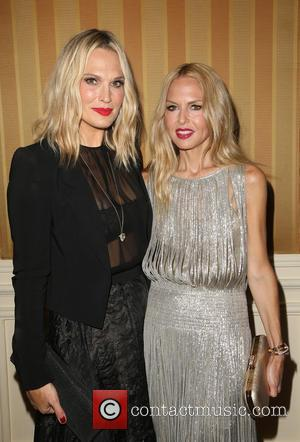 Molly Sims , Rachel Zoe - Variety's Power Of Women Luncheon at the Beverly Wilshire Four Seasons Hotel - Arrivals...