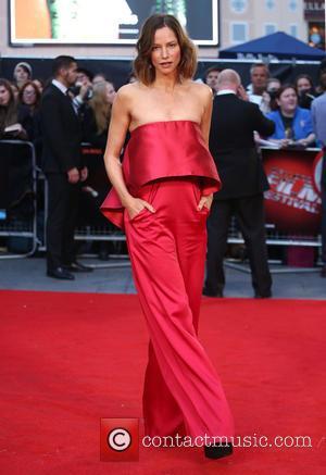 Sienna Guillory - BFI London Film Festival - High Rise - Festival Gala and Premiere - London, United Kingdom -...