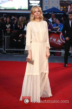 Sienna Miller - BFI London Film Festival - High Rise - Festival Gala and Premiere - London, United Kingdom -...