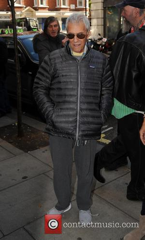 Burt Bacharach - Burt Bacharach at the BBC Radio 2 studios - London, United Kingdom - Friday 9th October 2015