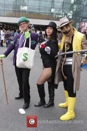Atmosphere - 2015 New York City Comic Con held at the Javitis Center - Day 2 at Javitis Center -...