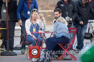 Renee Zellweger, James Callis and Sally Phillips