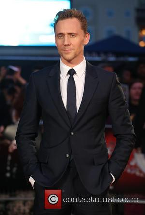 Tom Hiddleston - BFI London Film Festival - High Rise Premiere - Arrivals - London, United Kingdom - Friday 9th...