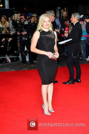 Elisabeth Moss - BFI London Film Festival - High Rise - Festival Gala and Premiere at the Odeon Leicester Square...