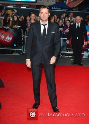 James Purefoy - BFI London Film Festival - High Rise - Festival Gala and Premiere at the Odeon Leicester Square...