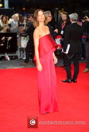 Sienna Guillory - BFI London Film Festival - High Rise - Festival Gala and Premiere at the Odeon Leicester Square...