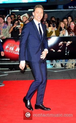 Tom Hiddleston - BFI London Film Festival - High Rise - Festival Gala and Premiere at the Odeon Leicester Square...
