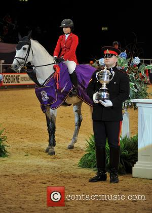 WEMBLEY - HOLST , Emma  AUGIER DE MOUSSAC (Winner) - Horse of the Year Show 2015 at NEC Birmingham...