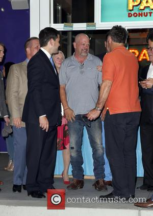 Sen. Marco Rubio and Rick Harrison