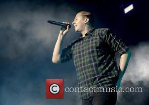 Professor Green - Professor Green performing at Manchester Arena at Manchester Arena - Manchester, United Kingdom - Friday 9th October...