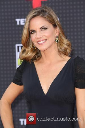 Natalie Morales - Celebrities attend Telemundo's Latin American Music Awards Red Carpet at the Dolby Theatre. at Dolby Theatre -...