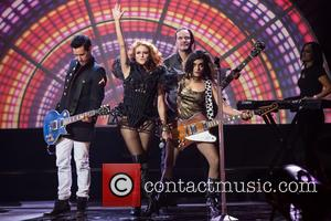 Paulina Rubio, American Music Awards, Dolby Theatre
