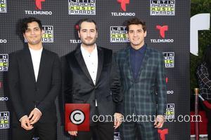 Gilberto Marin, Jesus Alberto Navarro Rosas, Julio Ramirez and Reik