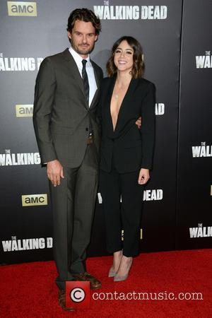 Austin Nichols , Chloe Bennet - 'The Walking Dead' Season Six Premiere and Ultimate Fan Event at Madison Square Garden...