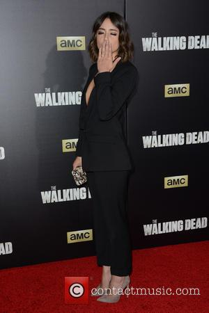 Chloe Bennet - 'The Walking Dead' Season Six Premiere and Ultimate Fan Event at Madison Square Garden - Arrivals at...
