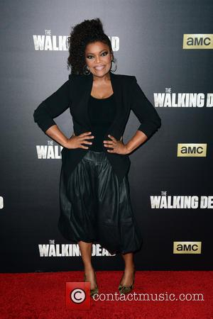 Yvette Nicole Brown - 'The Walking Dead' Season Six Premiere and Ultimate Fan Event at Madison Square Garden - Arrivals...