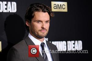 Austin Nichols - 'The Walking Dead' Season Six Premiere and Ultimate Fan Event at Madison Square Garden - Arrivals at...