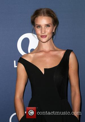 Rosie Huntington-Whiteley - Celebrities arrive at Variety's Power Of Women luncheon at Beverly Wilshire Four Seasons Hotel - Beverly Hills,...