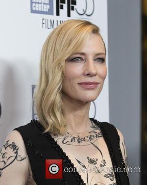 Cate Blanchett - 53rd New York Film Festival of Carol - New York, New York, United States - Saturday 10th...
