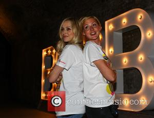 Fearne Cotton , Kris Hallenga - Fearne Cotton attends a CoppaFeel Festival photo call at The House of Vans in...