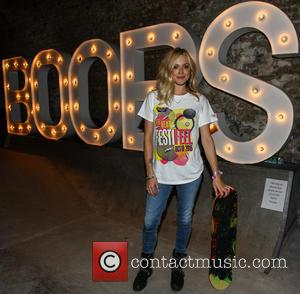 Fearne Cotton - Fearne Cotton attends a CoppaFeel Festival photo call at The House of Vans in London at The...